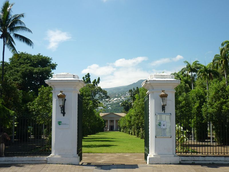Villa Ponama St Denis