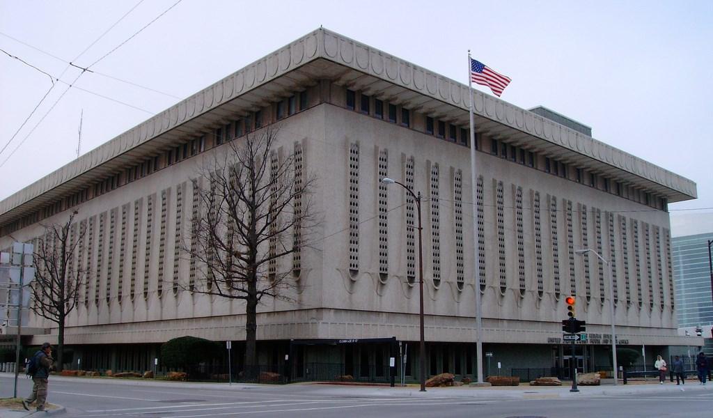 Oklahoma City Art Deco & Streamline Moderne Buildings