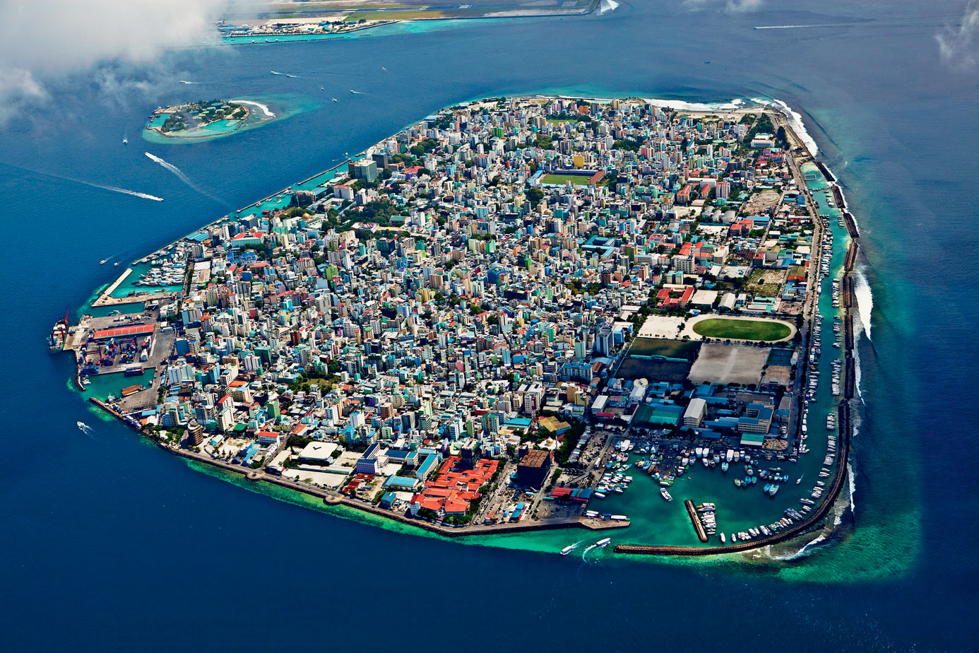 Male Maldivas