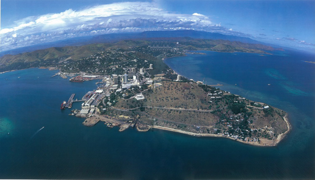 Resultado de imagen de puerto moresby