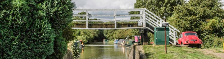 Grand Union Canal - Leicester Line