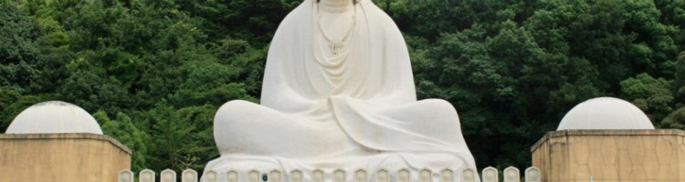 Kannon of the Ryozen Historical Memorial