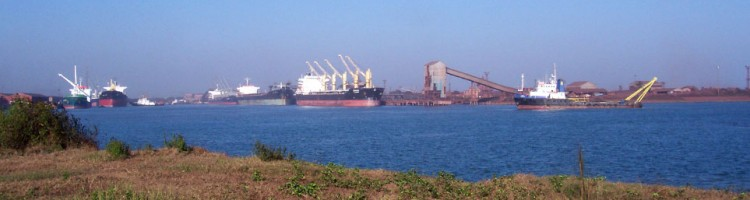 Port of Paradip