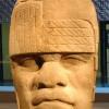 Cabeza Colosal 4. San Lorenzo Tenochtitlán. Museo de Antropología de Xalapa. Cabezas colosales Olmecas 16