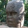 Monumento 3. La Venta. Cabezas colosales Olmecas 6