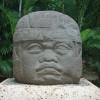 Monumento 1. La Venta. Cabezas colosales Olmecas 1